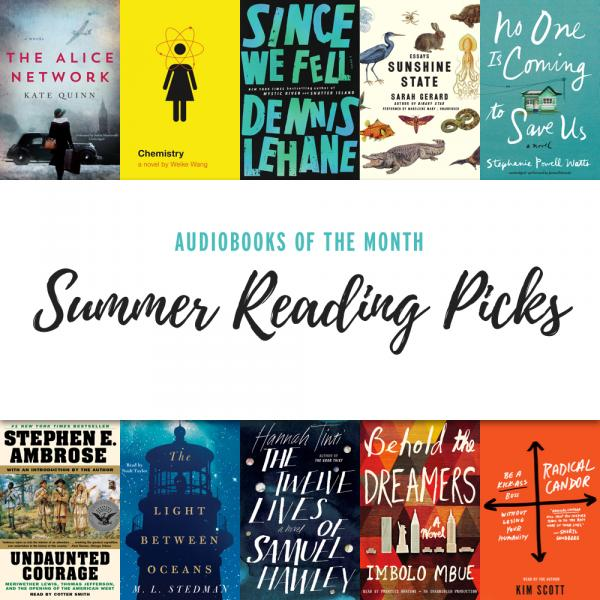 Summer Reading Picks