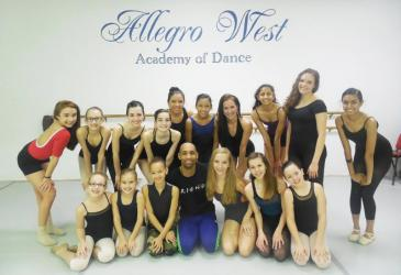 Allegro West Academy of Dance
