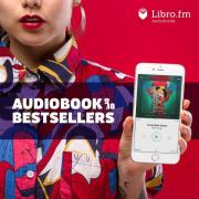 September 2018 Audiobook Bestsellers