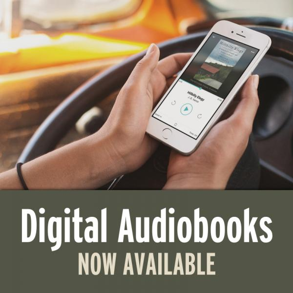 Digital Audiobooks Available