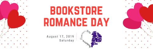 bookstore romance day