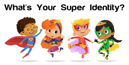 Create Your Own Superhero
