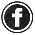 Facebook Chalkboard Icon