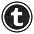 Tumblr Chalkboard Icon